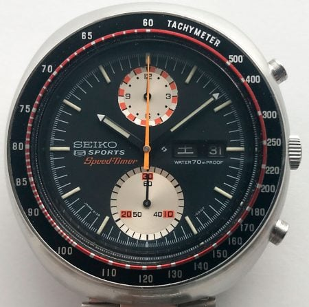 Seiko 6138 UFO / Yachtman Reference Guide 19