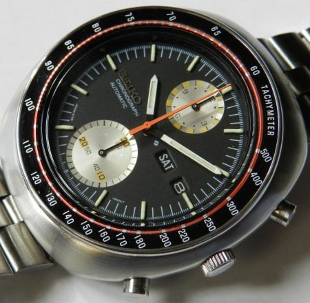 Seiko 6138 UFO / Yachtman Reference Guide 23