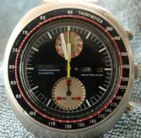 Seiko 6138 UFO / Yachtman Reference Guide 24