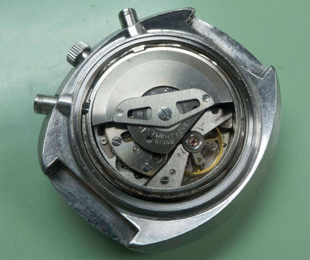 Seiko 6138B movement