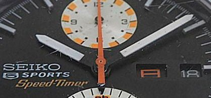 Seiko 6138 UFO / Yachtman Reference Guide 36