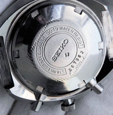 Seiko 6138 UFO / Yachtman Reference Guide 54