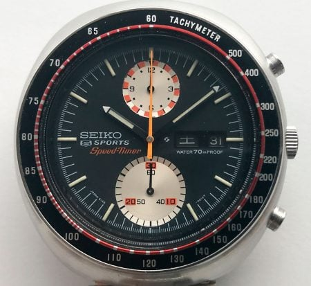Seiko 6138 UFO / Yachtman Reference Guide 12