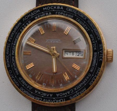 "Raketa World Time a.k.a ""Goroda"" Buying Guide 4"