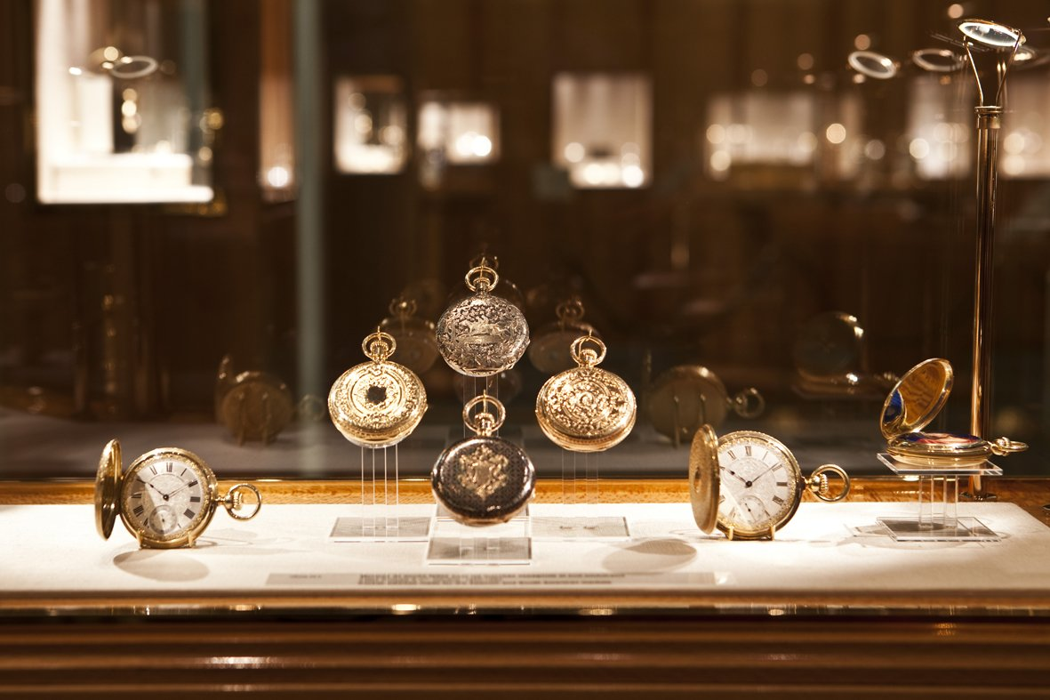 Patel Philippe Watch Museum