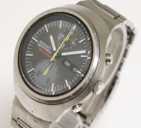 Seiko 6138 Vintage Chronographs Guide 2
