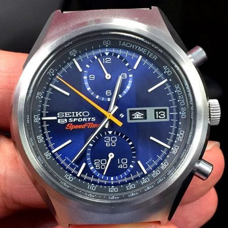 Seiko 6138 Vintage Chronographs Guide 6