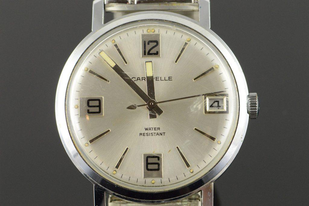 Caravelle vintage watch