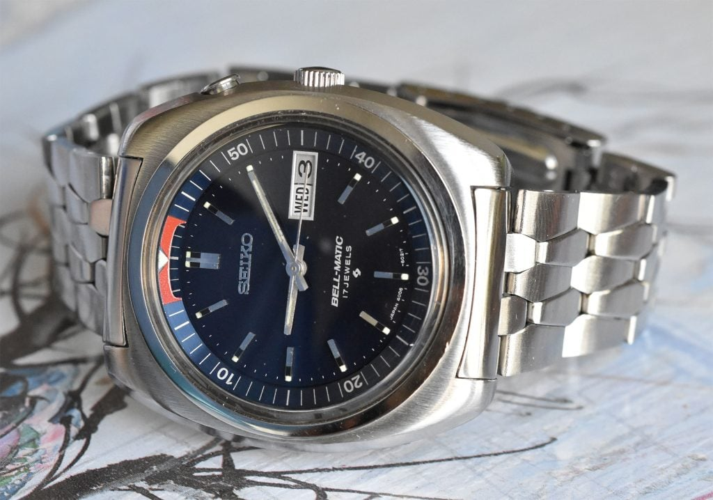 Seiko 4006-6031 Bell-Matic