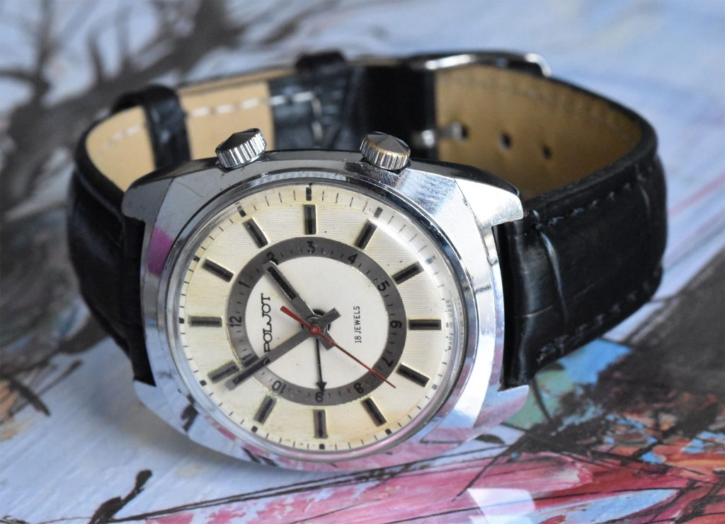 Poljot Watches: the Flagship of Soviet Watch Brands 3