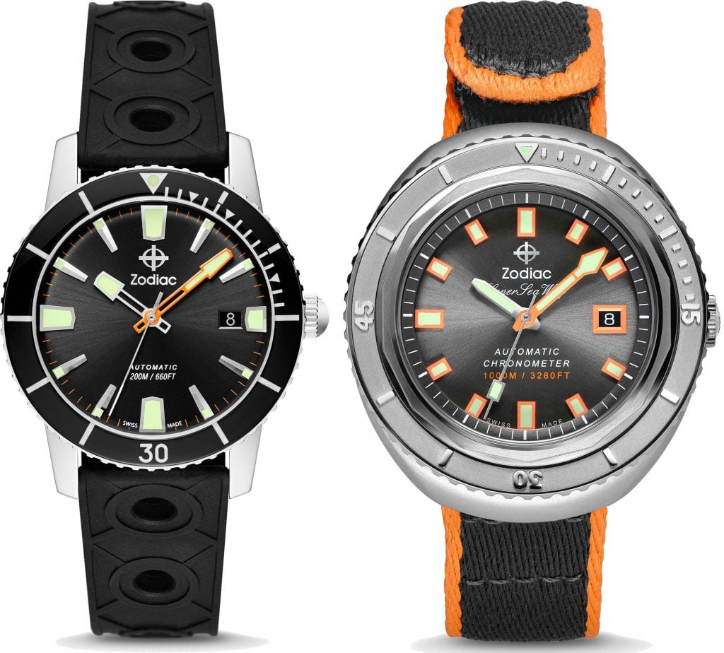 Zodiac modern Super Sea Wolf