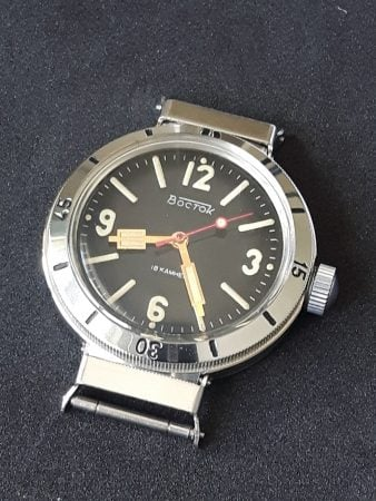 Vostok NVCh-30 History & Reference Guide 12