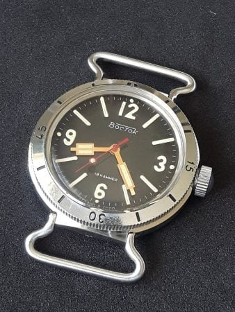 Vostok NVCh-30 History & Reference Guide 17