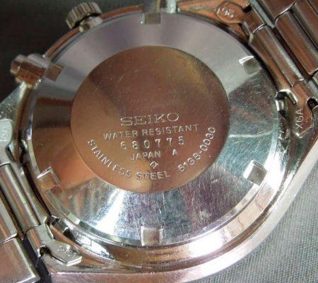 Seiko 6138 Kakume Reference Guide 24