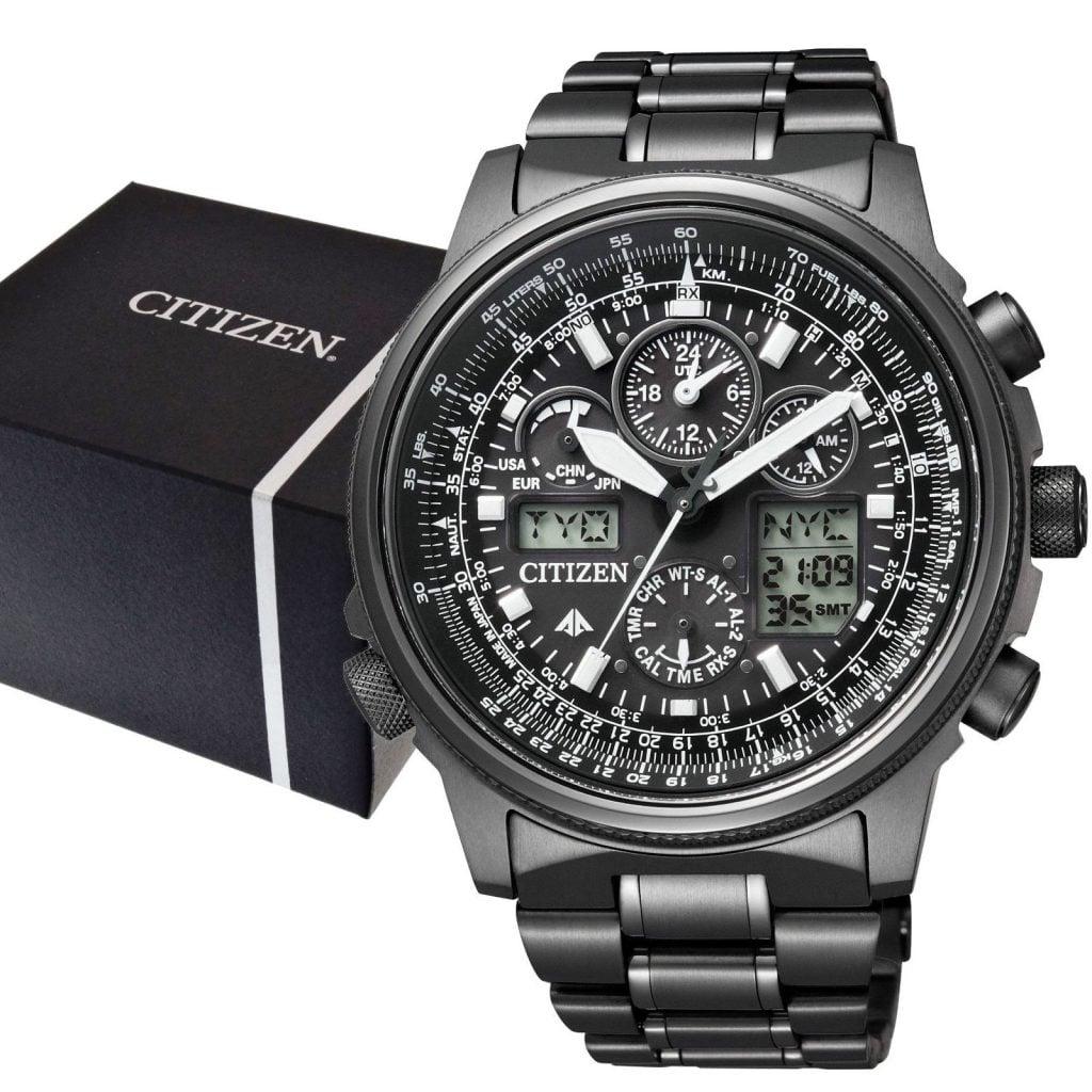 Citiwen Promaster Atomic Time watch