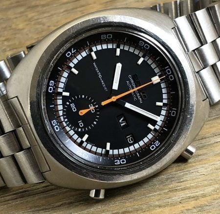Seiko 6139 Chronograph Models Guide 1