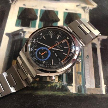Seiko 6139 Chronograph Models Guide 6