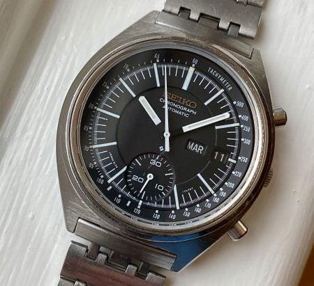 Seiko 6139 Chronograph Models Guide 4