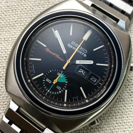 Seiko 6139 Chronograph Models Guide 7