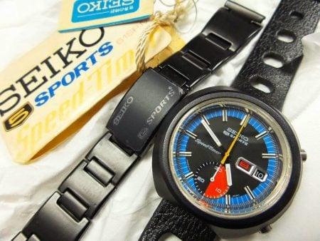 Seiko 6139 Chronograph Models Guide 11