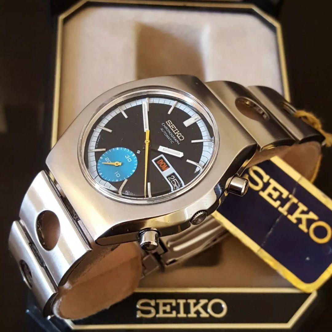 Seiko 6139-8020 Retro Racer