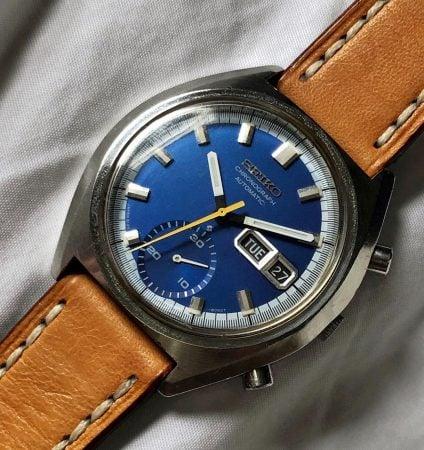 Seiko 6139 Chronograph Models Guide 14