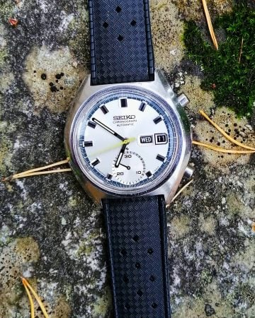 Seiko 6139 Chronograph Models Guide 15