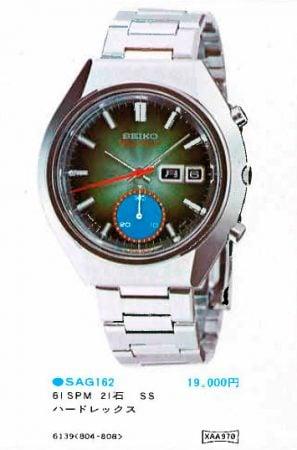 Seiko 6139 Chronograph Models Guide 41