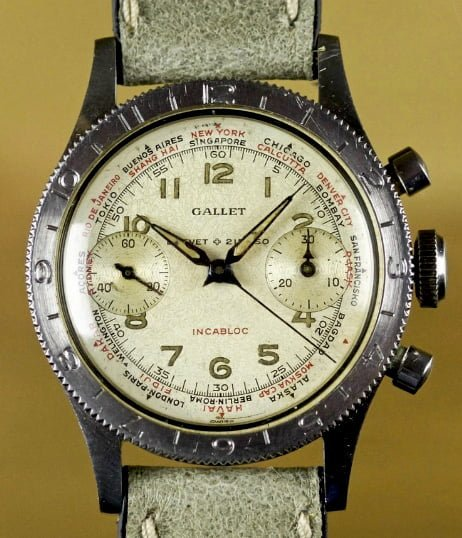 Gallet Flying Officer V150 Larchmont Yacht Club 1957