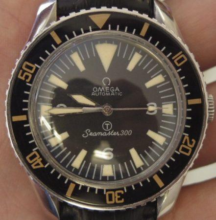 Omega Seamaster 300 Fake