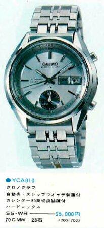 Seiko 7018 Vintage Chronographs Guide 15