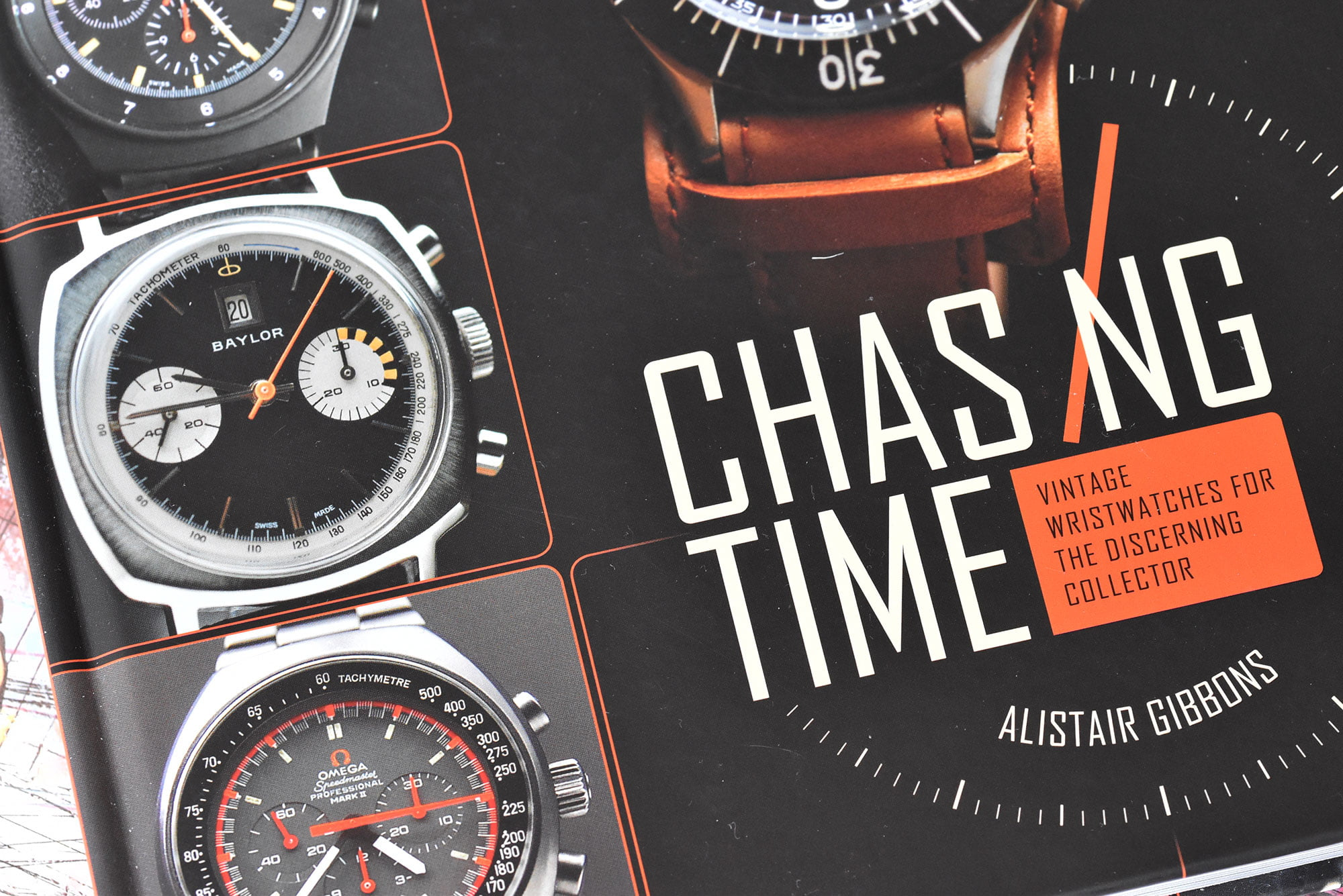 Chasing Time: Vintage Wristwatches for the Discerning Collector Review
