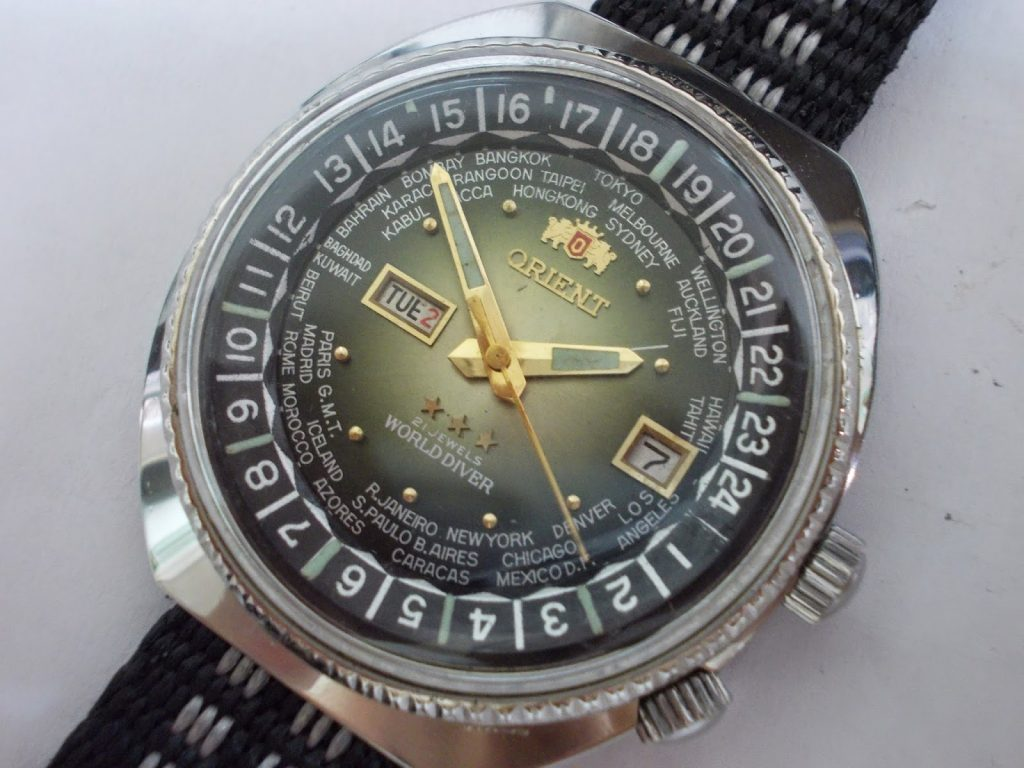 Orient World Diver