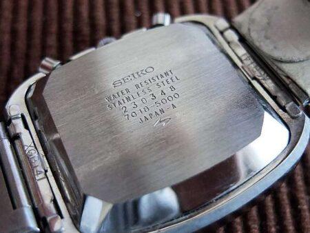 Seiko 7018 Vintage Chronographs Guide 5