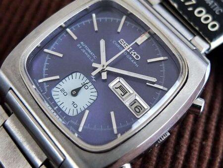 Seiko 7018 Vintage Chronographs Guide 1