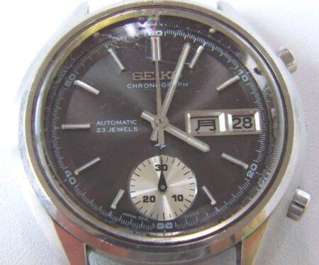 Seiko 7018 Vintage Chronographs Guide 21
