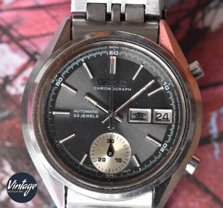Seiko 7018 Vintage Chronographs Guide 22