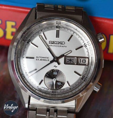 Seiko 7018 Vintage Chronographs Guide 23