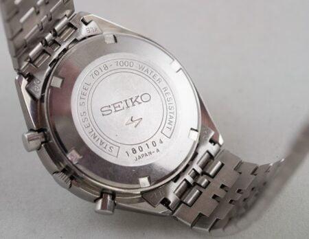 Seiko 7018 Vintage Chronographs Guide 28
