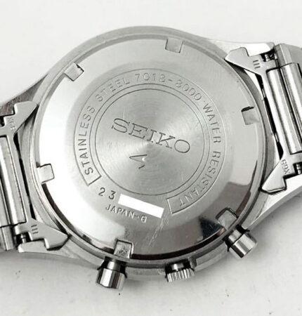 Seiko 7018 Vintage Chronographs Guide 44
