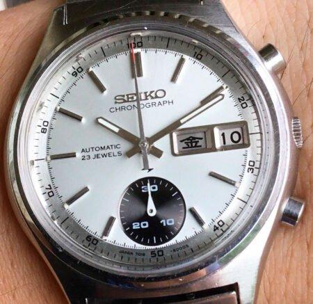 Seiko 7018 Vintage Chronographs Guide 25