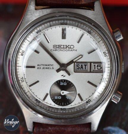 Seiko 7018 Vintage Chronographs Guide 26