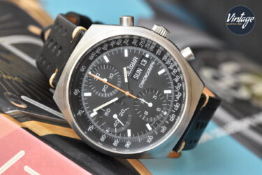 Top 17 Vintage Chronographs from Unknown Brands