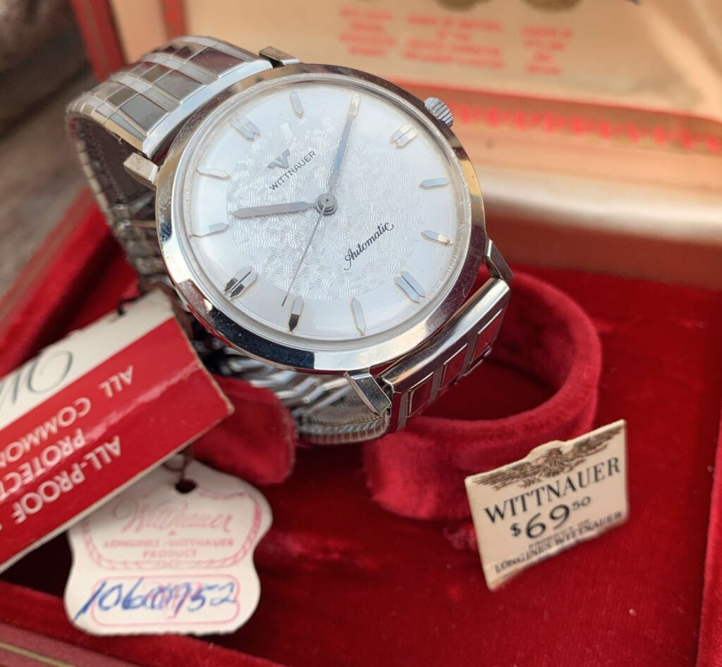 Wittnauer All Proof from 1960s