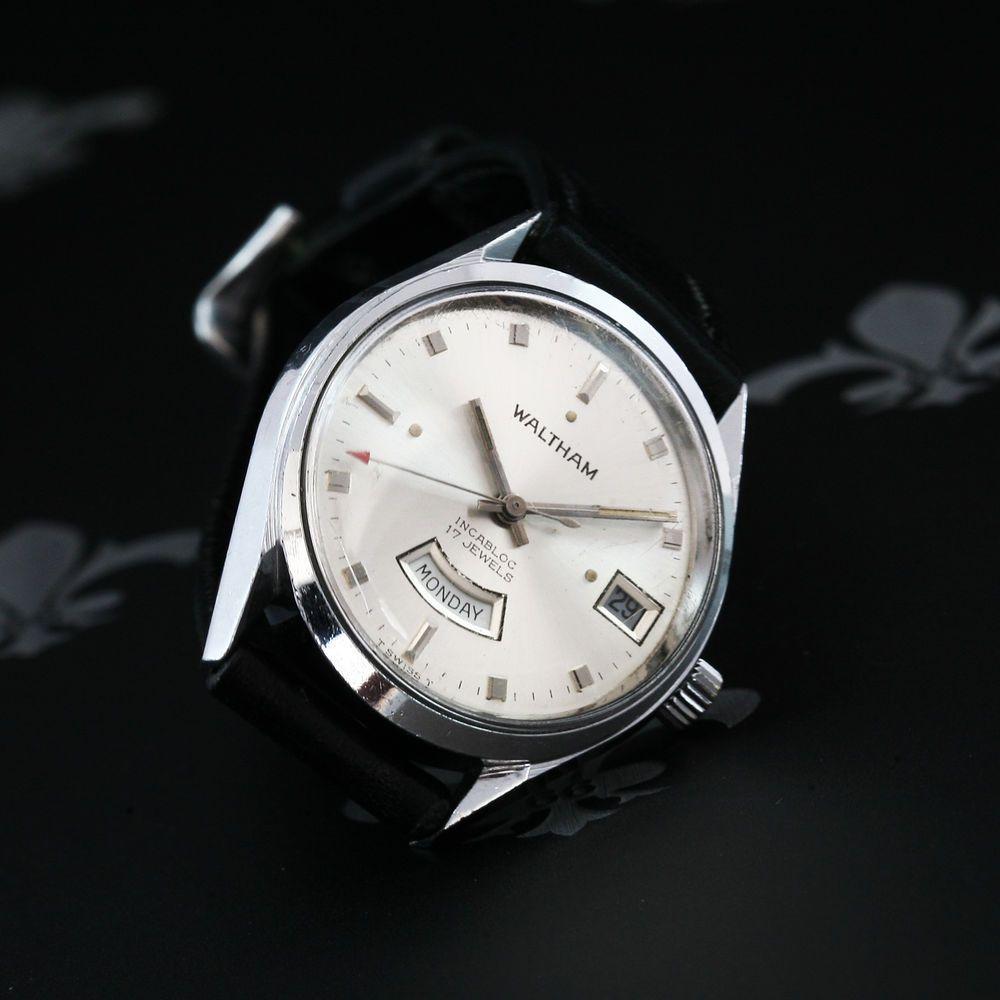 Waltham dress watch