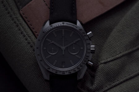 Omega Speedmaster Dark Side of the Moon – A Great Take on a Classic Design 1