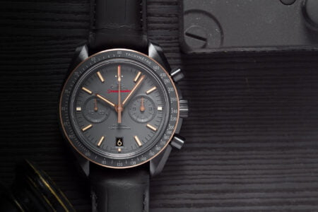Omega Speedmaster Dark Side of the Moon – A Great Take on a Classic Design 2