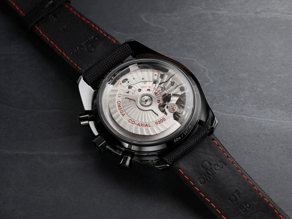 Omega Calibre 9300 Automatic Chronograph Co-Axial that equipped the DSOTM