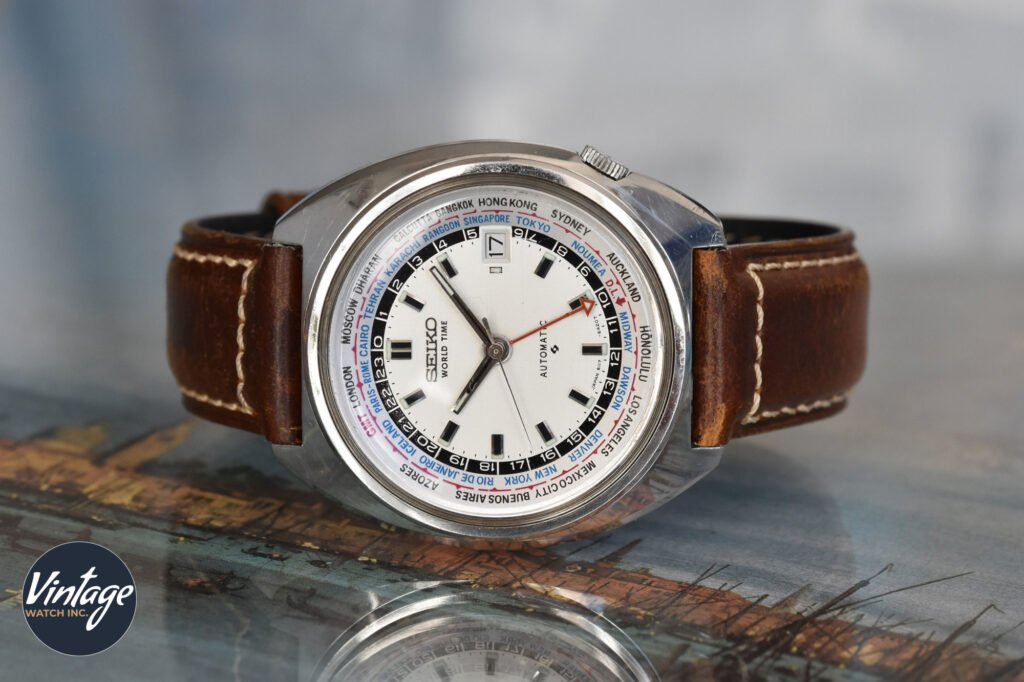 11 Gorgeous Vintage World Time Watches 1